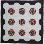 Big Rig Quilting – Checker Board – Drunkard's Path Quilt