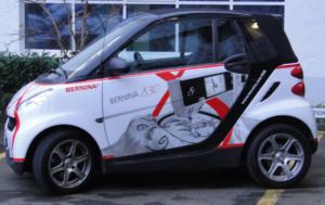 Big Rig Quilting: John Kubiniec Visit Bernina