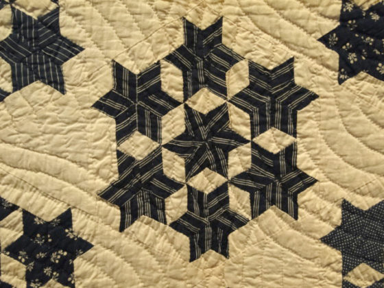 Big Rig Quilting - Talks and Trunk Shows: LEARNING FROM THE PAST
