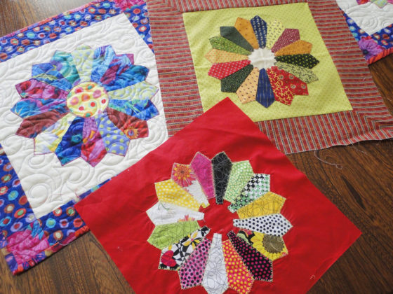 Big Rig Quilting - John Kubiniec: Dish It Up
