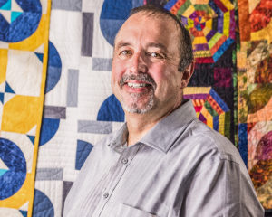 Big Rig Quilting: John Kubiniec Profile Photo