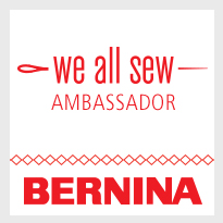 We All Sew Ambasador - Bernina - John Kubiniec