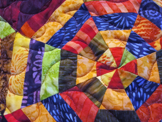 Big Rig Quilting - John Kubiniec: Weave your Own