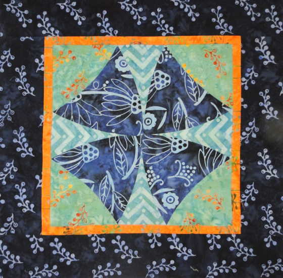 Big Rig Quilting - John Kubiniec: Winding Ways