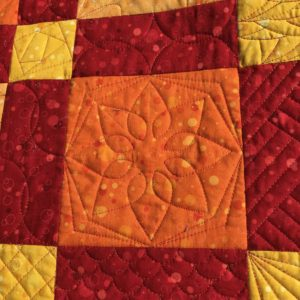 ruler work, john kubiniec, big rig quilting